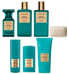 It took me years to find MY OWN FRAGRANCE AND... this is it! Tom Ford Neroli Portofino Bath & Body Collection...love!