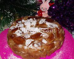 Новогодняя шарлотка в мультиварке - просто и вкусно: рецепт с пошаговым фото