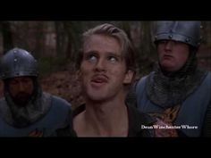"""Bleeding Out"" The Princess Bride Tribute"