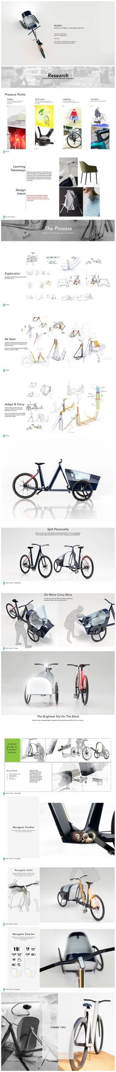 Next Generation Cargo Bike That makes riding, easier, versatile and practical