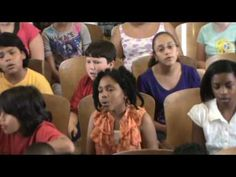 """THIS is why we should keep music in schools. PS22 Chorus """"I'LL STAND BY YOU"""" The Pretenders"""