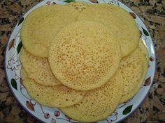 في البوتقة: Beghrir: tortas de miel