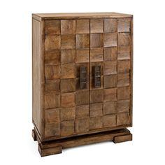 Wood, Mid Century Modern Decor, Furniture Shop, Stylish Cabinet, Cabinet, Furniture, Wood Doors, Wall Design, Wood Tile