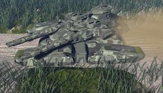 tank on track. by ex-pacifist on DeviantArt
