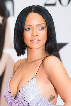 Keep it short, like Rihanna, by sticking to a chic bob for summertime.