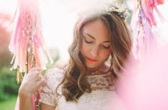 love the fringing on the swing - such a sweet shoot