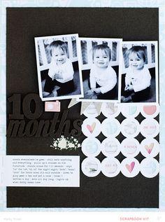 10 months - Studio Calico Sugar Rush Kits - Kelly Noel