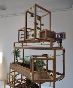 Vertical Terrarium - Plant-in City