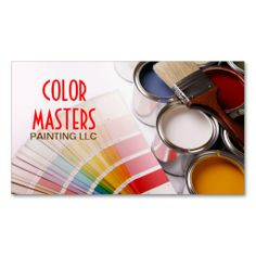 Hvac technician bw business card hvac technician business cards painting painter construction business card reheart Images