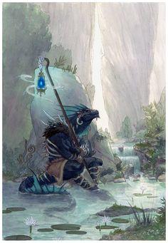 Talo Tssurat by Vagelio on DeviantArt Fantasy Character Design, Character Drawing, Character Design Inspiration, Character Concept, Concept Art, Dungeons And Dragons Characters, Fantasy Characters, Fantasy Rpg, Fantasy Artwork
