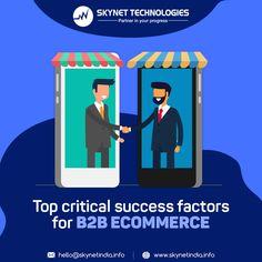 Top critical success factors for B2B Ecommerce #B2BCommerce #B2BEcommerce #EcommerceB2B #B2BEcommerceDevelopment #B2BEcommerceMarketing #B2BEcommerceStore #B2BEcommerceStrategies #B2BEcommerceTrends #EcommerceDevelopment #B2BEcommercePlatform #EcommerceDevelopmentServices #EcommerceSolution #B2BEcommerceWebsite #EcommerceWebsiteDevelopment #B2BEcommercePortal #Europe #Switzerland #Nevada #Florida #Gainesville #Ohio #USA #UK #Australia Ecommerce Web Design, Ecommerce Store, Success Factors, Website Maintenance, Improve Productivity, Ohio Usa, Ecommerce Solutions, Ecommerce Platforms, Job Opening