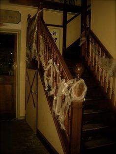Halloween 2011 - 'The Haunted Barn'