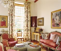 Traditional Living Room by Graham Viney in Cape Town, South Africa