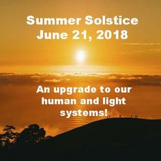 """This year, the summer solstice will take place on Thursday, June 21, 2018 Sol + stice derives from a combination of Latin words meaning """"sun"""" + """"to stand still."""" As the days lengthen, the sun rises higher and higher until it seems to stand still in the sky. The summer solstice is a time to celebrate the ending of the w"""
