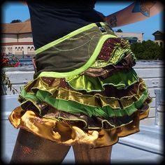 Ruffle-Butt Utility Bustle: Nymph – BeastWares Pants
