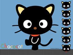 chococat by Sanrio 1996