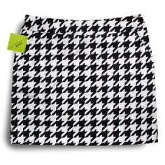 LoudMouth Golf Skort...I may have to get, matches my bag and new putter cover!
