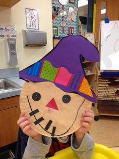 Preschool Wonders: Five for Friday! Scarecrows