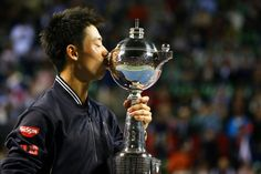 """Kei Nishikori is now #5 in the ATP Race To London, 540 points behind #4-ranked Stan Wawrinka. Raonic is placed at #8. Five of the eight singles spots remain up for grabs at the prestigious season finale, to be held at The O2 in London from 9-16 November. Novak Djokovic, Rafael Nadal and Roger Federer have booked their places.  KEI: """"I hope to get to London,"""" .... """"I am getting close, but there are two more Masters 1000s and 500s left. These next few weeks will be really important for me."""""""