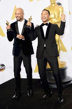 New PopGlitz.com: Common & John Legend Win Oscar For 'Glory' - http://popglitz.com/common-john-legend-win-oscar-for-glory/