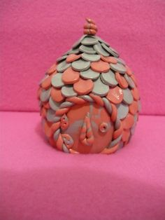 clay fairu house made by tamacole designs
