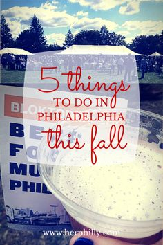 NEW: 5 Things to Do in Philadelphia This Fall | Her Philly