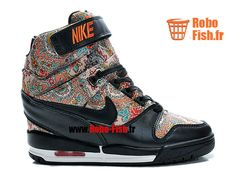 afe0522f866ba Nike Air Revolution Sky Hi Liberty GS - Liberty London Red Chaussures Pas  Cher Pour Femme