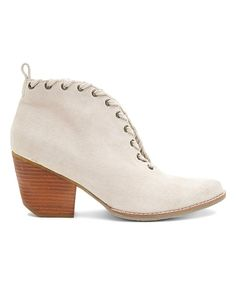 f1e9bd66ee61 Coconuts by Matisse Ivory Alabama Bootie - Women