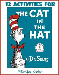 12 fun activities for kids inspired by The Cat in the Hat