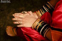 Maharashtrian Tode. Courtsey -- Anamika   Singh