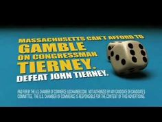This ad from the U.S. Chamber of Commerce opposes Rep. John Tierney, D-Mass. 10/5/12