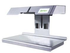 The Mashgin kiosk - shorten cafeteria line https://gigaom.com/2014/12/19/mashgin-aims-to-shorten-the-cafeteria-line-with-computer-vision/