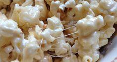 Popcorn guimauve et bacon