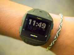 The Timex Ironman One GPS+ is a smartwatch that'll let you leave your phone at home. Let's take a closer look.