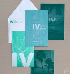 St. Vincent Foundation Annual IV Benefactors' Party Invitations by Ceci New York