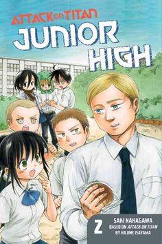Attack on Titan 2: Junior High