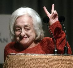 Betty Friedan (February 4, 1921 – February 4, 2006)