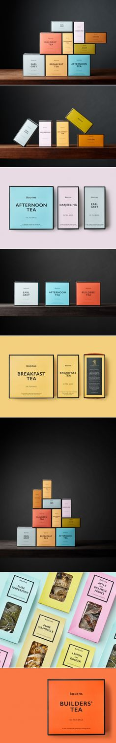 This Vivid Tea Packaging is Sure to Turn Heads — The Dieline | Packaging & Branding Design & Innovation News