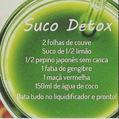 Bom dia que tal cuidar do corpo logo pelo café da manhã? #sucodetox #receita #emjejum #cuidandodocorpo by bastosmyrlla http://ift.tt/20v3fgd