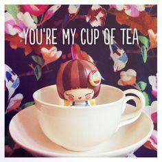 Twitter / momijiHQ: Tea & good friends. ...