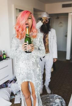 Eclectic Wedding - Vegas