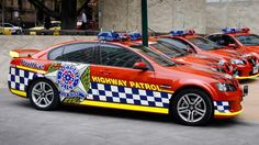 General Motors Holden Limited VE SS Commodore - Victoria Police Force (Highway Patrol), Australia