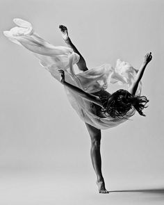 Dance with every fibre of your being, for every feeling in your soul.