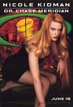 Dr Chase Meridian - Nicole Kidman - Batman Forever 1995