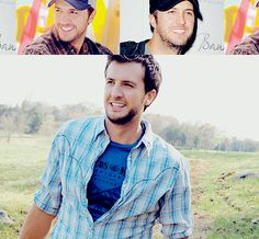 There's just something about him in a baseball hat :]