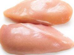 Weiße Streifen in Hühnerbrust: Iss es besser nicht!