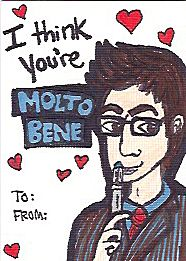 Doctor Who Valentine - Tenth Doctor
