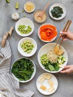 Deconstructed-Sushi-Bowl-Vegetarian-Vegan-Miso-Ginger-Dressing-05