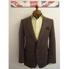 Vintage Tweed Jackets - Tweedmans Vintage