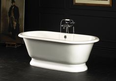 YORK tub by Victoria & Albert Baths. So excited this is the tub I picked for my new bath ;-)